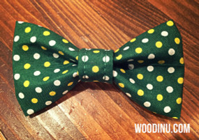 Lemon Lime Time Bow Tie