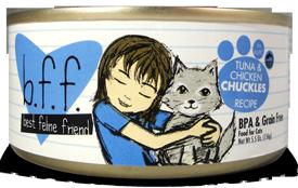 Weruva BFF Tuna & Chicken Chuckles Recipe