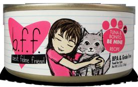 Wervua BFF Tuna & Bonito Be Mine Recipe
