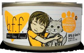 Wervua BFF Tuna & Salmon Soulmates Recipe