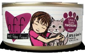 Wervua BFF Tuna & Tilapia Twosome Recipe