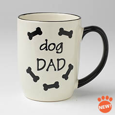 Petrageous Dog Dad Mug 24 oz.