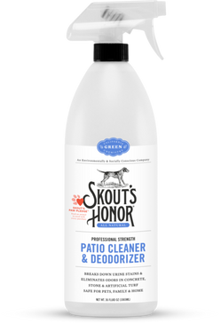 Skout's Honor Cat Patio Cleaner & Deodorizer 35 oz.