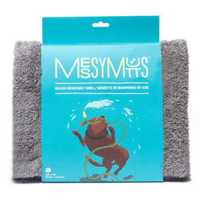 Messy Mutts Deluxe Microfiber Towel