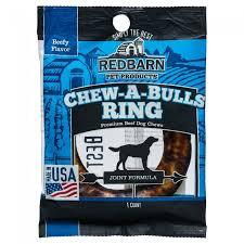 Redbarn Beef Chew-A-Bull Ring