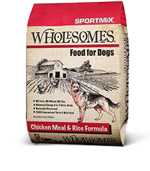 Sportmix Wholesomes Chicken Meal & Rice