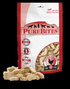 PureBites Freeze Dried Chicken Breast Treats 3 oz