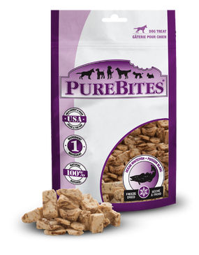 PureBites Freeze Dried Whitefish Treats 1.8 oz
