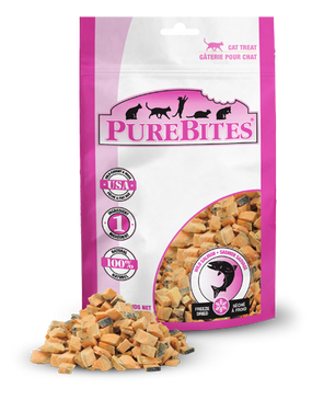 PureBites Freeze Dried Whitefish Treats .49 oz