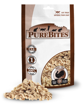 PureBites Freeze Dried Chicken Treats .6 oz