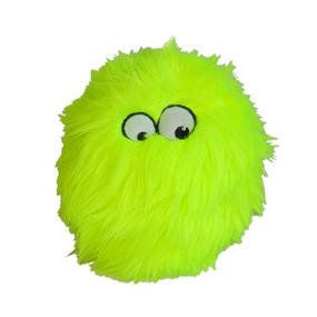 Quaker Pet Furballz Yellow Small