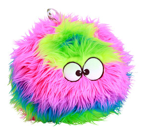 Quaker Pet Furballz Rainbow Small