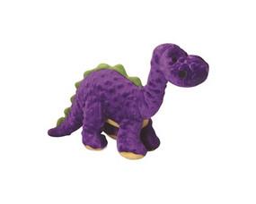 Quaker Pet GoDog Purple Dino