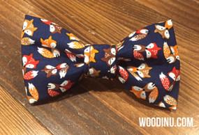 Foxy One Bow Tie