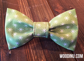 Wishful Meadow Bow Tie