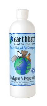 Earthbath Eucalyptus & Peppermint Shampoo 16 oz.