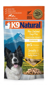 K9 Natural Chicken Feast Topper 5 oz.