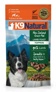 K9 Natural Lamb Feast Topper 5 oz.