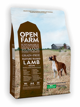 Open Farm Pasture Raised Lamb Recipe
