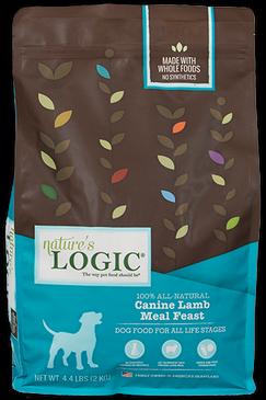 Nature's Logic Lamb Meal Feast