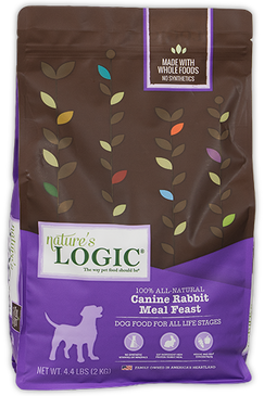 Nature's Logic Rabbit Meal Feast
