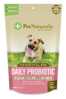 Pet Naturals of Vermont Daily Probiotics for Dogs 30 Ct.