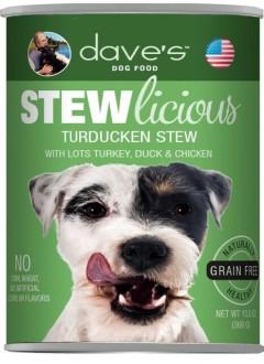 Dave's Turducken Stew