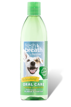 Tropiclean Fresh Breath Water Additive 16 oz