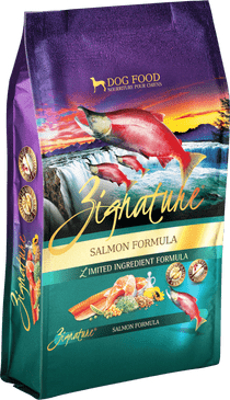 Zignature Salmon Formula Limited Ingredient Dry Dog Food