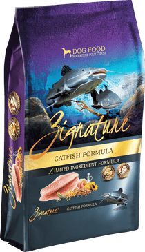 Zignature Catfish Formula Limited Ingredient Dry Dog Food