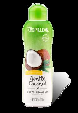 Tropiclean Hypo Alergenic Gentle Coconut Shampoo 20 oz