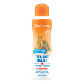 Tropiclean Flea Bite Relief 12 oz