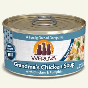 Weruva Grandma's Chicken Soup – With Chicken & Pumpkin