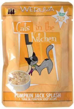 Weruva Cats in the Kitchen Pumpkin Jack Splash Pouch