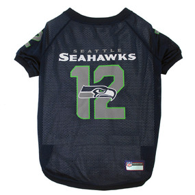 Pets First Seattle Seahawks 12th Man Jersey