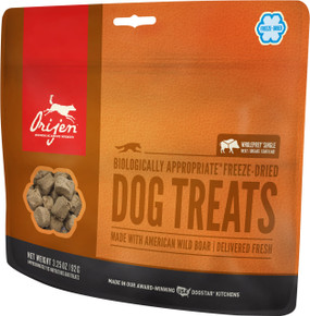 Orijen Freeze Dried Wild Boar Treats 3oz