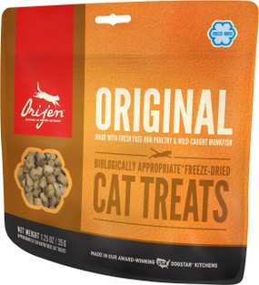 Orijen Original Cat Treats 1.25 oz