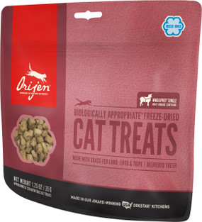Orijen Grass-Fed Lamb Cat Treats 1.25 oz