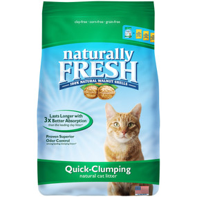 Naturally Fresh Quick-Clumping Formula