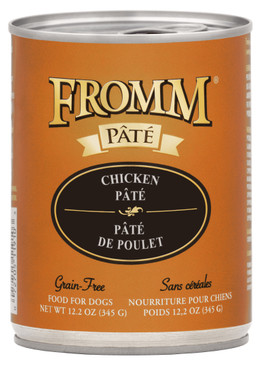 Fromm Gold Chicken Pate