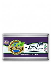 Natural Planet Organic Turkey Dinner