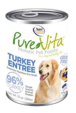 PureVita Turkey Entree
