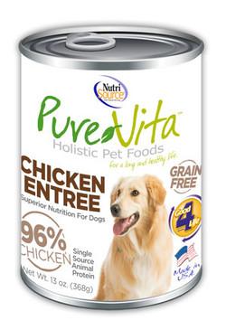 PureVita Chicken Entree