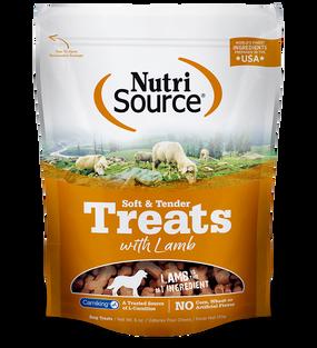 NutriSource Soft & Tender Lamb Treats