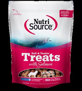 NutriSource Soft & Tender Salmon Treats