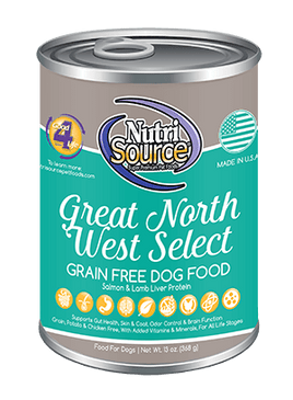 NutriSource Great North West Select