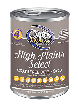 NutriSource High Plains Select