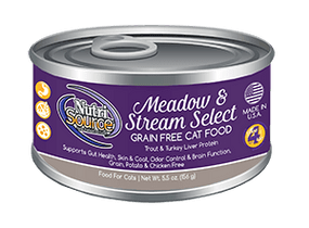 NutriSource Meadow & Stream Select Entree