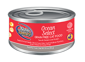 NutriSource Ocean Select Entree