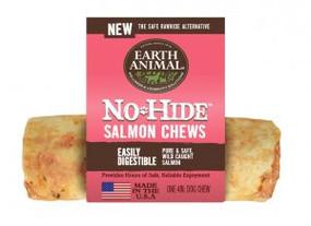Earth Animal No-Hide Salmon Chew